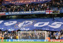 Matthew Harding End Fans