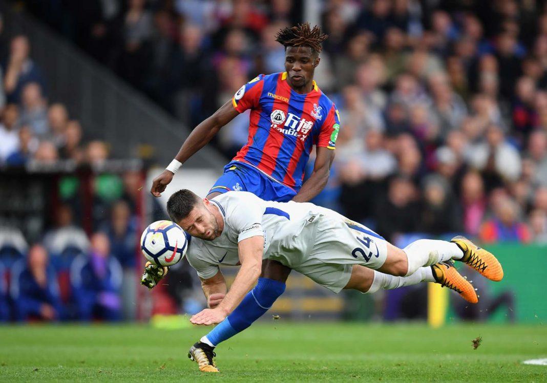 Cahill v Crystal Palace
